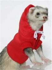 Ferret Sweater Sweatshirt Washable Hamster Small Pet Chinchilla Clothes Warm New