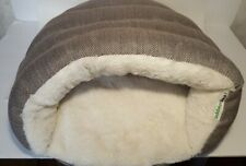 Pet Shoppe Cat/Dog Cave Bed NWOT