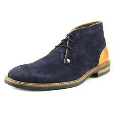 stivali alla caviglia , chelsea da uomo blu