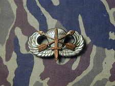 RARE! SPECIAL FORCES Prototype BASIC Parachutist Airborne Parachute Jump Wings
