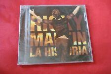 La Historia Ricky Martin (Feb-2001 Sony Music Distribution) Import Canada CD NEW