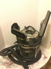 Vintage Filter Queen Majestic Majestic - Black/Silver - Cylinder Cleaner w/Tools