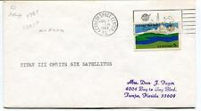 1967 Titan III Orbits Six Satellites Kennedy Space Center NASA Florida