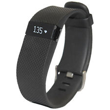 Fitbit Charge HR Wireless Heart Rate & Activity Wristband Black Large