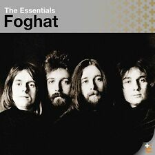 FOGHAT -The Essentials by Foghat CD Jun-2002 Rhino Fool for the City Slow Ride