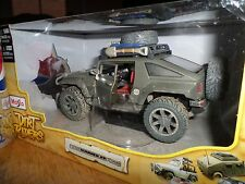 MAISTO TOYS - HUMMER Hx Concept, Diecast Toy SUV - TRUCK, Scale 1/24
