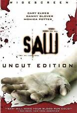 Saw (DVD, 2005, Canadian Special Edition)