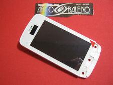 Kit Vetro Touch screen per NOKIA C5-03 display Vetrino BIANCO +frame Cover
