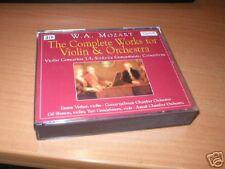 Wolfgang Amadeus Mozart   drie muziek cd