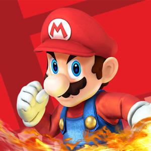 Mario Amiibo COIN   Super Smash Bros   Switch, Wii U, 3DS
