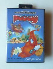 Videojuego Sega Megadrive completo Be Puggsy