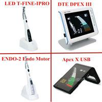 Wireless Dental 16:1 Endo Motor Endodontic Treatment Handpiece / Apex Locator US
