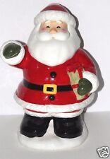 Pottery Barn Kids - Santa Claus Holiday Cookie Jar  EUC!