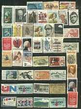 United States Early Commemorative Used Lot Of 45 #2