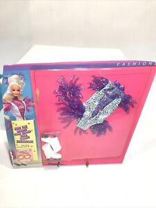 Barbie Ice Capades 50th Anniversary Fashions #4081 New 1989 Mattel