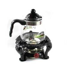 Metal Adjustable Alcohol Stove Warmer Teapot Burner Afternoon & Morning Tea Time