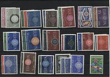 CEPT EUROPA  Jahrgang 1960 postfrisch MNH ** komplett GEMEINSCHAFT