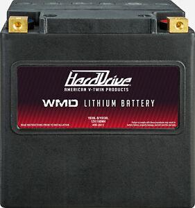Harddrive Wmd Lithium Battery 675 Cca Hjvt-2-Fpp 12V/180Wh Hjvt-2-Fpp