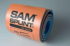 "SAM Splint, Orange/Blue, 36"" Roll"
