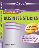 NEW EXCEL PRELIMINARY BUSINESS STUDIES STUDY GUIDE 9781741253900 Free Shipping