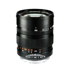 Zhongyi Mitakon 50mm F/0.95 Prime Lens for Sony E-mount full-frame Cameras