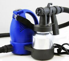 Electric Easy Paint Spray Gun Painter HVLP Zoom Through House Painting Jobs NEW