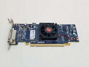 AMD Radeon HD 5450 512 MB DDR3 PCI-E x16 Low Profile Video Card