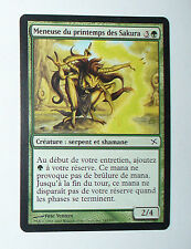 CARTE MTG MAGIC - VERSION FRANCAISE MENEUSE DU PRINTEMPS DES SAKURA