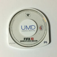USED PSP Disc Only FIFA 10 World Class Soccer JAPAN Sony PlayStation Portable