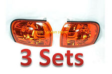 3 Sets (DHL) - for SUBARU IMPREZA GC8 CC8A 1995-2000 Corner Lights Lamps- Yellow