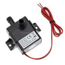 New Magnetic DC 12V Electric Brushless Centrifugal Water Pump 3M Fountain O0W2