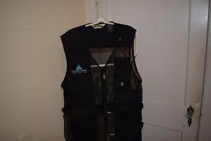 Bob Allen Full Mesh Shooting,Skeet, Hunting Vest Men's Size  XL