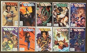 New Exiles #2 (2nd Printing Variant),3,5,7,10,11,12,13,15,16 Marvel Comics Lot
