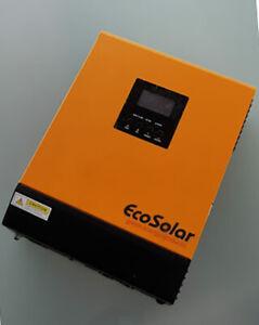 Inversor MULTIPLUS 3KW 24v híbrido Regulador 100A 500Vdc Cargador 30A To 220v AC