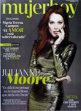 Spanish magazine 2014: JULIANNE MOORE_MAR SAURA_MARIA TERESA CAMPOS