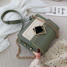 Ladies Real Leather Designer Handbag Women's Cross body Bag Special Lock Design