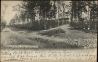 Venoge NY Highland Lake Piermont Cottage c1910 Postcard