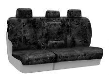 Coverking Kryptek Camo Ballistic Custom Fit Rear Seat Covers for Chevy Silverado