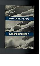 Walther Flaig - Lawinen ! - 1955