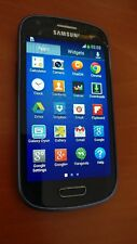 Samsung I8190 Galaxy S III mini - 8GB - Pebble Blue (Unlocked) Smartphone