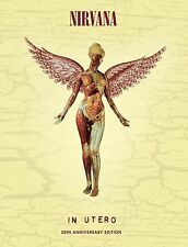 Nirvana in utero - Huge Wall  Poster -  34 in x 22 in ( Fast Shipping )