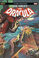 DIE GRUFT VON DRACULA - CLASSIC COLLECTION HC #3 GENE COLAN 948 Seiten OMNIBUS