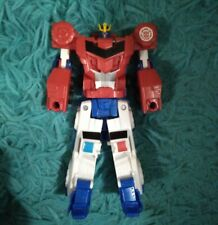 New listing Transformers Rid 2015 Crash Optimus Prime Strongarm Combiner Force PrimeStrong