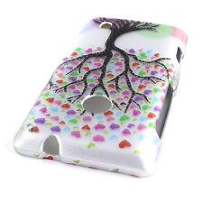 Gemusterte Handy-Taschen & -Schutzhüllen aus Kunstleder für Nokia