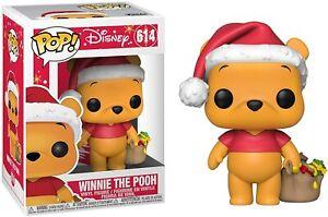 Funko Pop! Disney Winnie The Pooh # 614 Holiday Funko Pop NEW in Box
