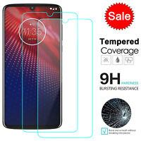 For Motorola Moto Z4 2019/ Z4 Play Real Premium Tempered Glass Screen Protector