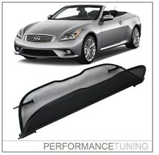 Coupe vent / Filet anti remous  - INFINITY G37 Cabriolet 2015-2018