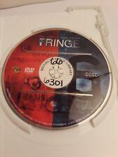 Fringe: Season 3 Disc 6 (DVD, 2011, Warner Bros.) Ex-Library Replacement Disc