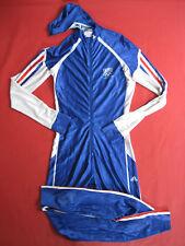 Combinaison Jeux Olympiques hiver ski Salt Lake 2002 nordique France porté - 46