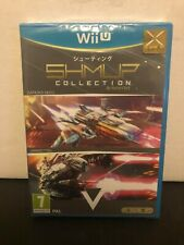 Wii U PAL game SHMUP Collection Limited Edition NEW SEALED PAL Exclusive